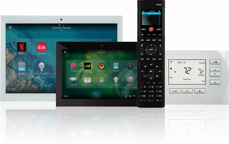 What is a Control4 smart home control system? And how much does it cost?