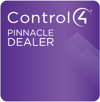 Control4 Authorized Pinnacle Dealer